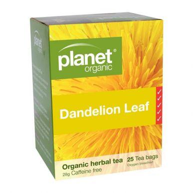 Planet Organic Dandelion Leaf
