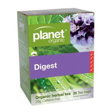 Planet Organic Digest