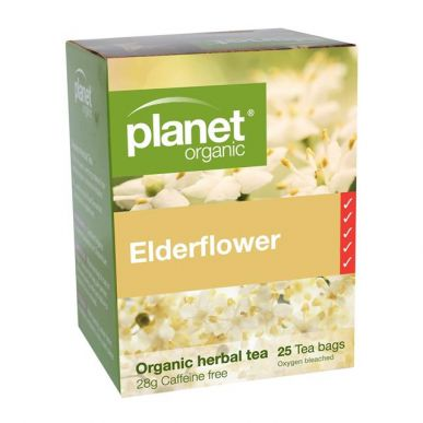 Planet Organic Elderflower