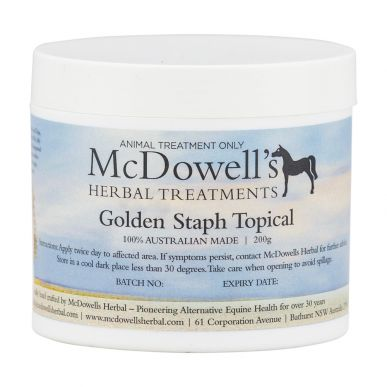 Golden Staph Ointment