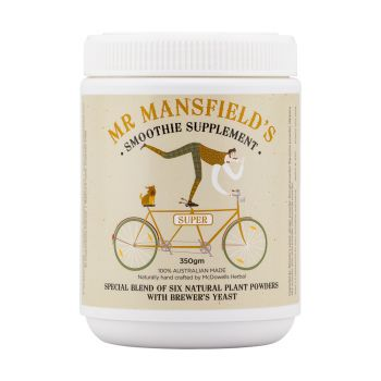 Mr Mansfield's Super Smoothie Supplement