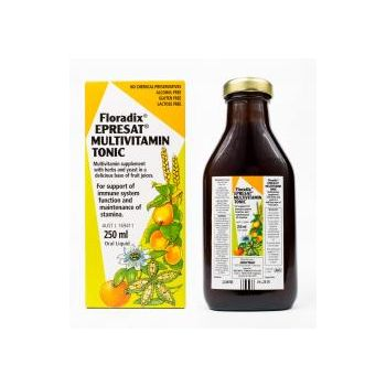 Floradix EPRESAT Liquid Multivitamin & Herbal Formula 250ml