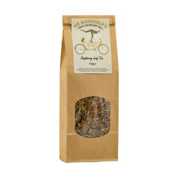 Mr Mansfield's Raspberry Loose Leaf Tea