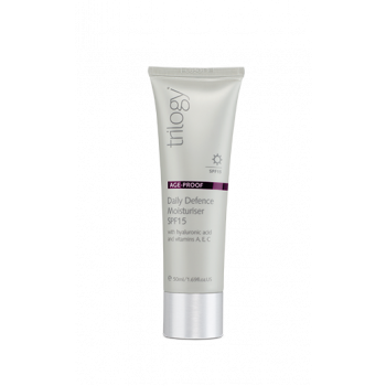 Trilogy Daily Defence Moisturiser SPF15
