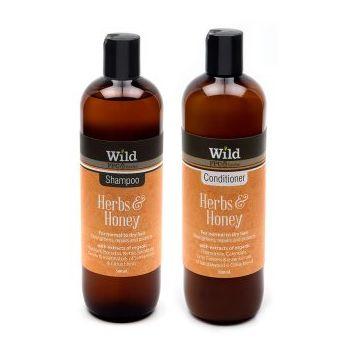 Wild Herbs & Honey Shampoo