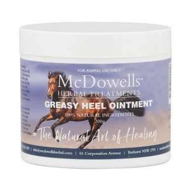 Greasy Heel Ointment