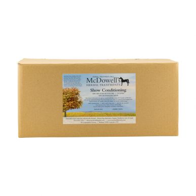 Show Conditioning Blend with Super Booster Feed Activator