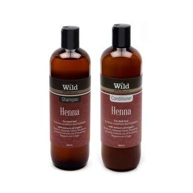 Wild Henna Conditioner