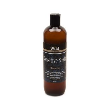 Wild Sensitive Scalp Shampoo