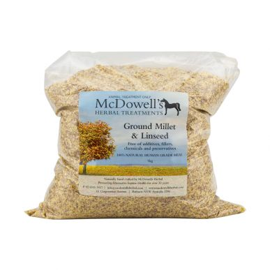 Ground Millet & Linseed