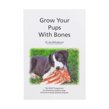 Grow Your Pups with Bones Book