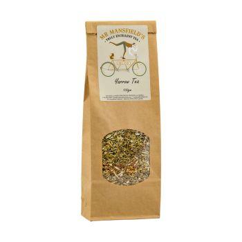 Mr Mansfield's Yarrow Loose Leaf Tea