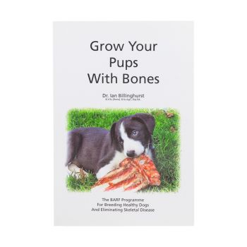 Grow Your Pups with Bones Book
