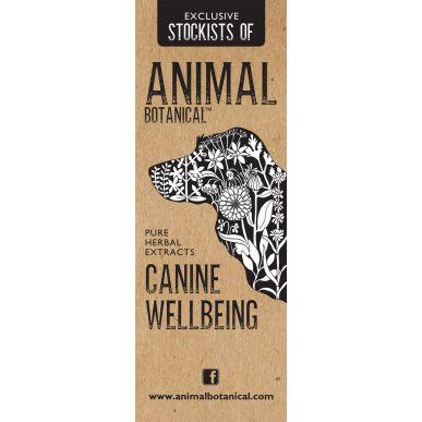 Animal Botanical Poster