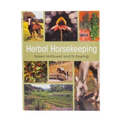Herbal Horsekeeping Book