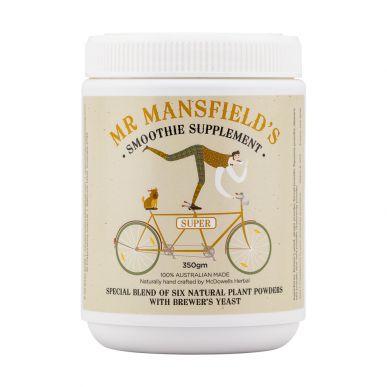 Mr Mansfield's Super Smoothie Supplement