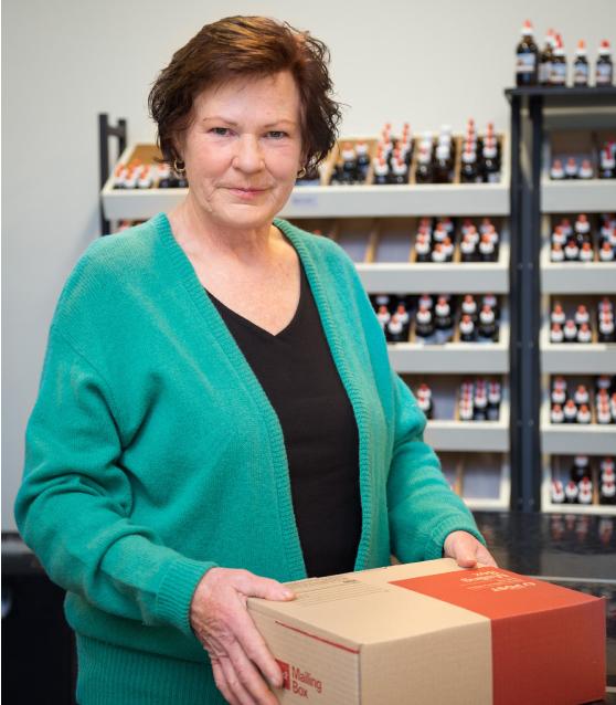 Francine Thompson - Customer Service- Fulfilment
